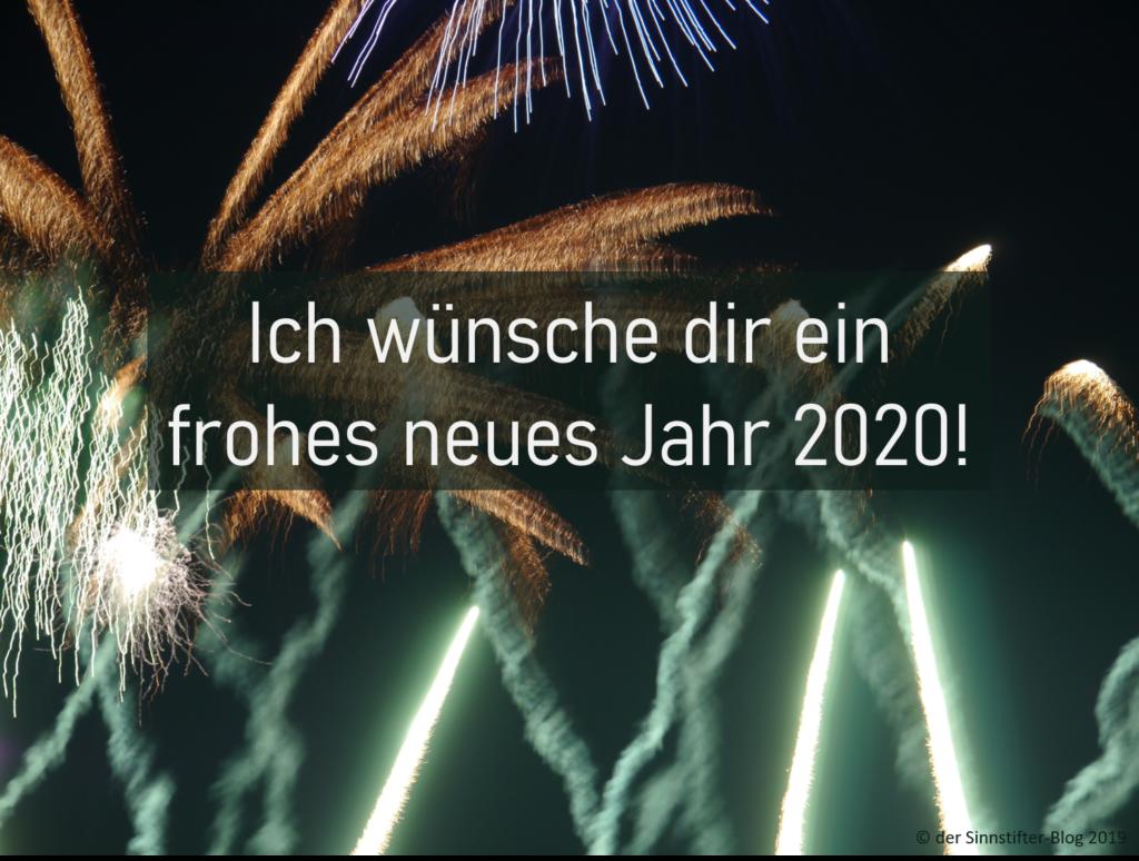 Frohes Jahr 2020!