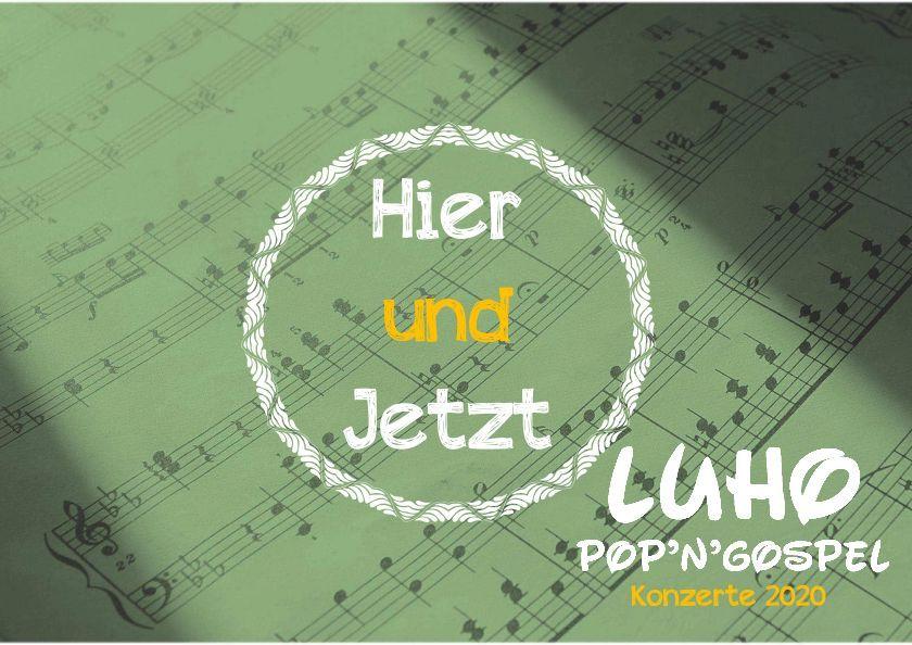 Flyer zu unserer Konzerttournee