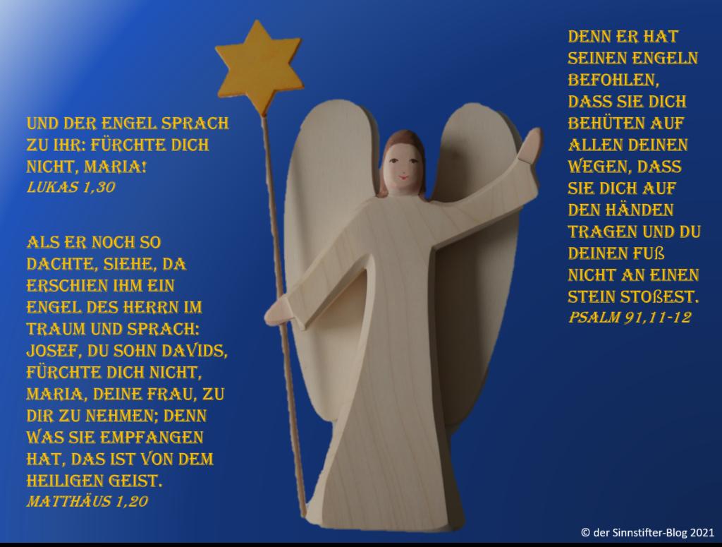 Bibelsprüche Engel