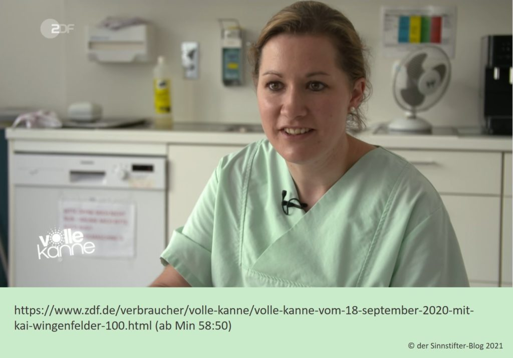 Reportage im Olgahospital